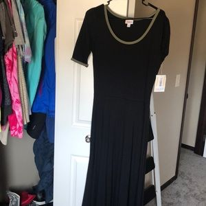 M Lularoe Ana dress NWT